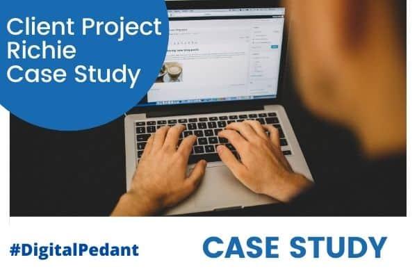 Client Project Richie Case Study