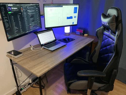 dual monitors for seo
