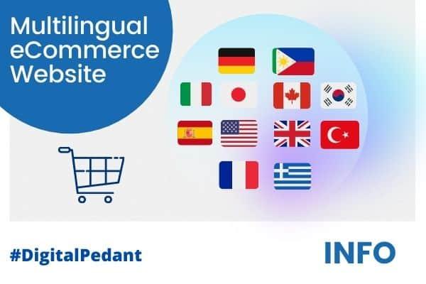 developing a multiregional ecommerce website