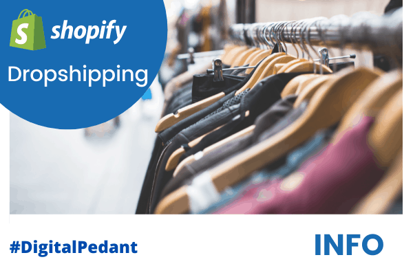 why use shopify for dropshipping ecommerce